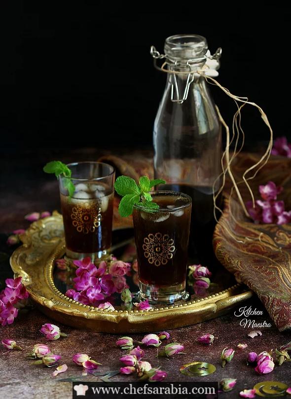 عصير تمر هندي